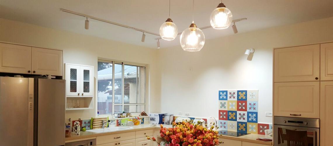 תאורה למטבח 1