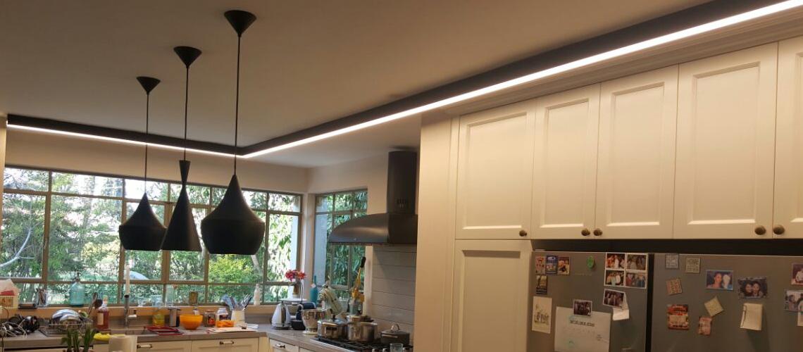 תאורה למטבח 10