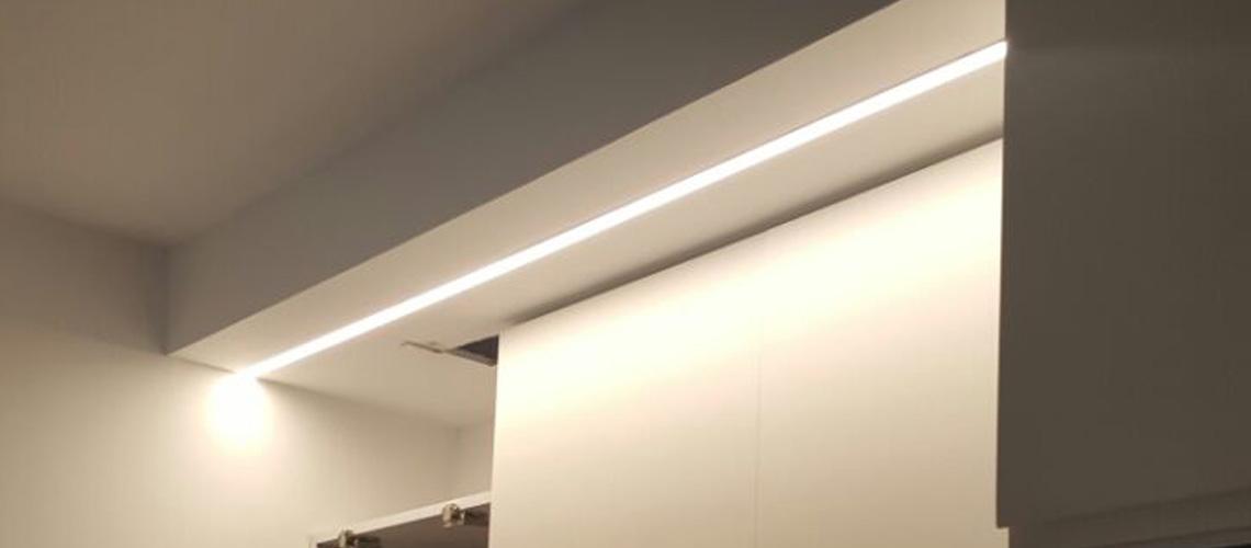 תאורה למטבח 7